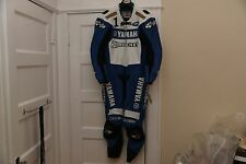 Joe rocket official Yamaha leather race suit BRAND NEW Size 42