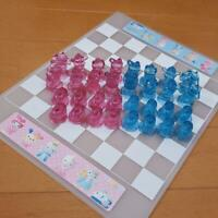 2005 Rare Usahana Hello kitty My Melody Cinnamoroll Sanrio Chess board game