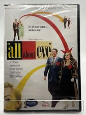 All About Eve (Dvd, 1950) New