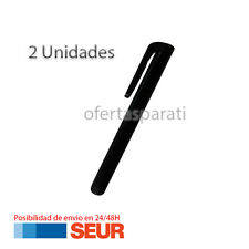 x2 Puntero Universal Capacitivo Color: Negro
