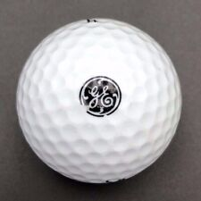 ge Logo Golf Ball (1) Titleist Dt 90 Preowned