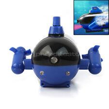 RC Sottomarino Radiocomandato Giocattolo Gioco + Telecomando in Plastica