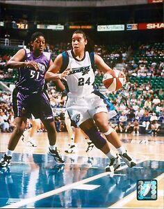 Natalie Williams Utah Starzz Licensed Unsigned Glossy 8x10 Photo NBA