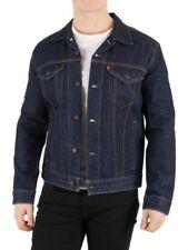 Cappotti e giacche da uomo blu marca Levi ' s Taglia XL