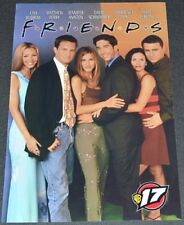 FRIENDS TV SHOW 1990's ORIGINAL 13x20 PROMOTIONAL POSTER! JENNIFER ANISTON!