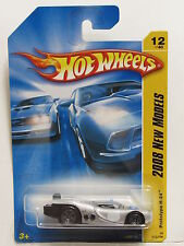 HOT WHEELS 2008 NEW MODELS PROTOTYPE H-24 SILVER