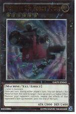Numero 25: Focus Forza YU-GI-OH! GAOV-EN045 Eng RARA ULTIMATE Unlimited