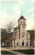 Port Jervis, NY   Deer Park Club   @ 1910