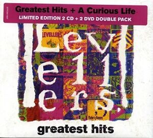 The Levellers - Greatest Hits & A Curious Life Limited Edition Bundle [New CD] L