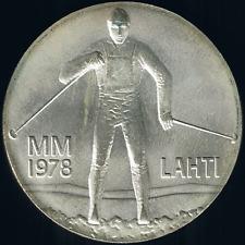 Finland - 25 Markkaa - 1978 - Winter Games in Lahti