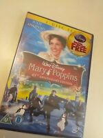 Dvd  MARY POPPINS SET 2 DISC(45 anniversary ) (New  sealed in English)