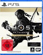 Ghost of Tsushima Director's Cut PS5 - NEU & VERSIEGELT