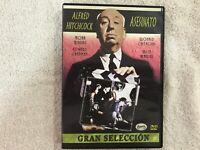 ALFRED HITHCOCK DVD ASESINATO