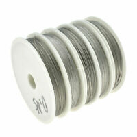 Nylon Coated Stainless Steel Beading Wire Soft Flex Choice Hight Quality 1Roll