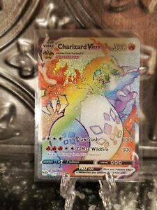 Charizard VMAX 74/73 MINT! Champion's Path/Mixed Pokemon Card RePack/Buyback