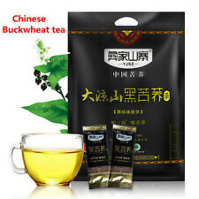 1000g Black Buckwheat Tea Black Tartary Buckwheat Plantule Chinese Herbal Tea