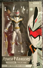 Power Rangers-Lightning Collection:Dino Thunder White Ranger-Walgreens Exclusive