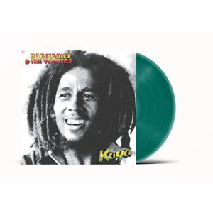 NEW! Bob Marley Kaya LP Record Ltd Ed Transparent Green Vinyl! FAST SHIPPING!