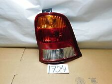 99 00 01 02 03 Ford Windstar PASSENGER Side Tail light Used Rear Lamp #1724