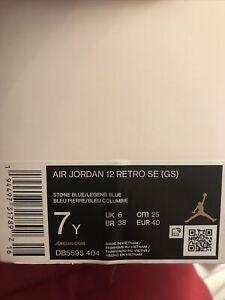 Air Jordan 12 Retro SE (GS) 7Y
