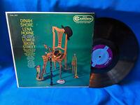 Dinah Shore Lena Horne LP Lower Basin Street RCA Camden Sidney Bechet 1964 Jazz