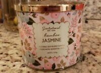 Scentsational Natural Soy Blend Candle. 26oz. 3 Wick Bamboo Jasmine