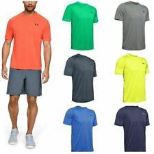 Under Armour 1345317 Men's Training UA Tech Novelty 2.0 T-Shirt Short Sleeve Tee