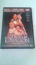 "DVD ""TIGRE Y DRAGON"" ANG LEE CHOW YUN FAT MICHELLE YEOH ZHANG ZIYI CHANG CHEN"