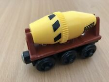 Authentic Learning Curve Wooden Thomas Train Cement Mixer!