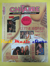 rivista CHITARRE 51/1990 Jamie Glaser Giorgio Gaber Guitar Madness B.Forman Nocd