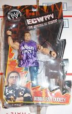 Signed WWE ECW Jakks Bubba Ray Dudley One Night Stand Figure Boyz Autographed
