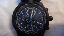 Detomaso Discoverer Quartz wrist watch blue/black