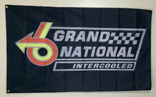 Buick Grand National Racing Banner 3x5 Ft Flag Garage Shop Wall Decor GNX