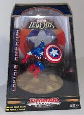 Marvel Legends Titanium Series Captain America Die-Cast Action Figure Hasbro