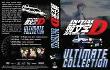Initial D Ultimate Collection DVD (Stage 1 - 6 + Battle Stage + Extra Stage)