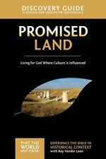 Promised Land Discovery Guide: Living for God Where Culture Is Influenced (That