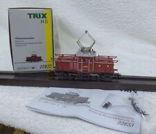 TRIX 22833 NSB EI 10.2505 DCC mfx DIGITAAL metaal ledlichten superdetail.