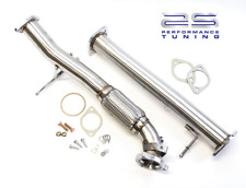"""Airtec 3"""" Decat Pipe & Downpipe Package ATEXHFO2-RS for Ford Focus Mk2 RS"""