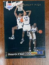 SHAQUILLE O'NEAL 1992 Upper Deck Draft Pick #1 Rookie Card RC MINT SHAQ
