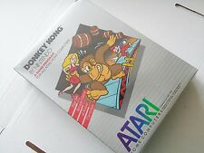 New Atari Computer 400 800 XL XE Donkey Kong Video Game System
