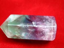 Fluorite Crystal Point - FREE FAST SHIPPING, Best Price, US SELLER, Quality
