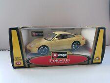 1:18 Porsche 911 Carrera 1997, by Bburago 996