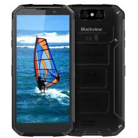 "5.7""18:9 FHD NFC Blackview BV9500 Plus 4GB+64GB Smartphone 10000mAh Waterproof"