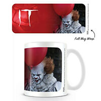 IT Movie - Pennywise (2017) Coffee Tea Mug - Licensed **FREE DELIVERY**