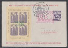 Österreich 1961 Sonderbeleg vor 30 Jahren der ersten Schmiedl Postrakete
