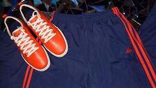 Adidas AR-D1 Low Chili/Navy/Bone Men's Size 8 Shoes & Track Pants Men's Medium