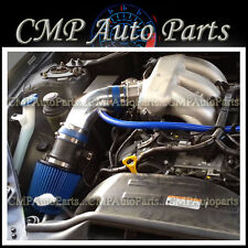 BLUE FIT FOR 2010-2011 HYUNDAI GENESIS COUPE 3.8L 2-DR V6 AIR INTAKE KIT SYSTEMS