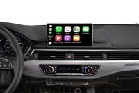 Wireless Apple CarPlay Interface Camera Nav Audi B9 - A4 2015-2018 A5 S5 GPS MMI