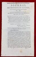 Chouans dans la Sarthe en 1796 Watrin Neuwied Allemagne Düsseldorf Révolution