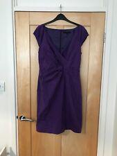 Coast Purple Dress Size 12